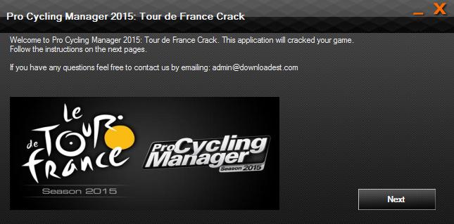 Pro Cycling Manager 2015 Tour de France Crack pc
