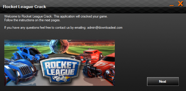 Rocket League Crack pc