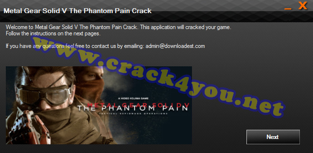 Metal Gear Solid V The Phantom Pain crack chomikuj