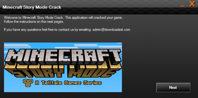 Minecraft Story Mode crack