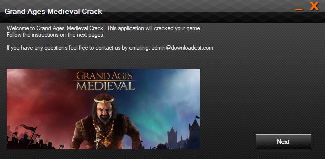 Grand Ages Medieval crack