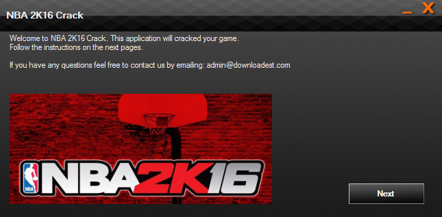 NBA 2K16 crack