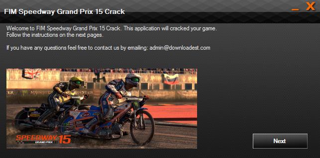 FIM Speedway Grand Prix 15 crack