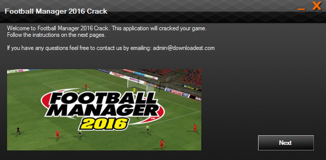 Football Manager 2016 crack