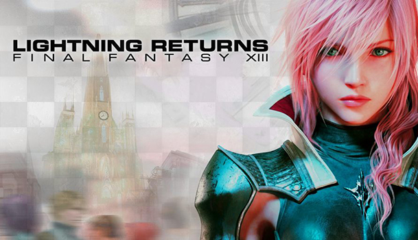 game Lightning Returns Final Fantasy XIII logo