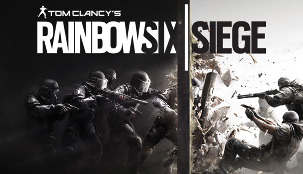 game Tom Clancy's Rainbow Six Siege logo