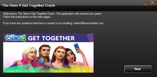 The Sims 4 Spotkajmy się crack