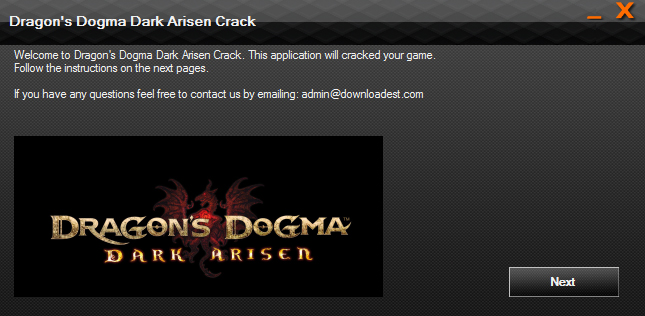 Dragon's Dogma Dark Arisen crack