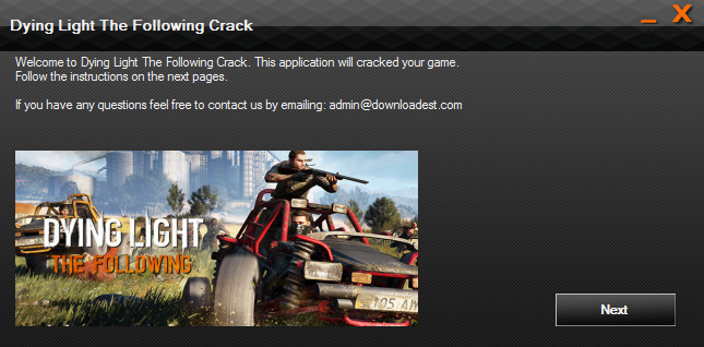 Dying Light The Following crack