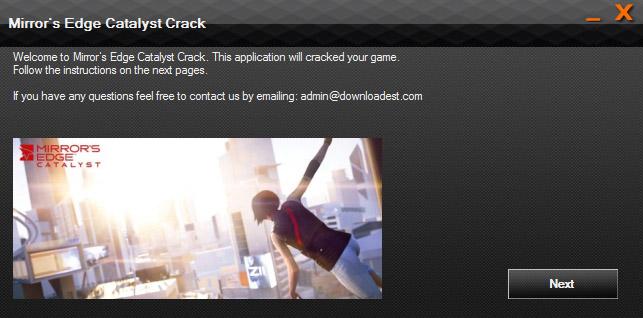 Mirror's Edge Catalyst Crack