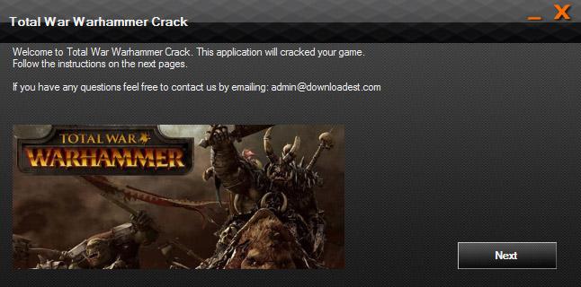 total war warhammer crack free