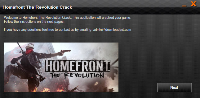 Homefront The Revolution crack