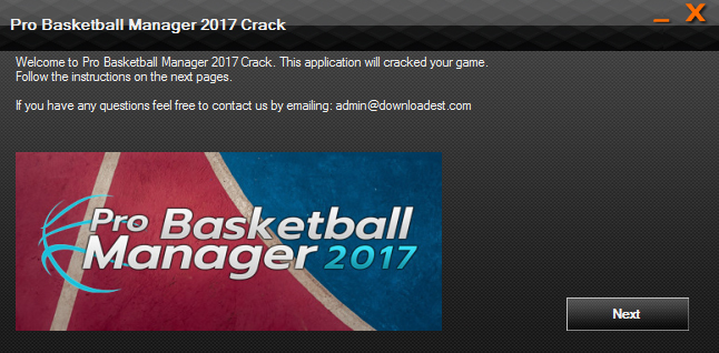 Basketball Manager 2017 crack