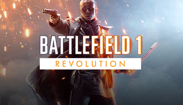 Battlefield 1 Revolution crack 3dm