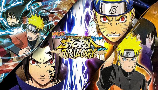Naruto Shippuden Ultimate Ninja Storm Legacy crack 3dm