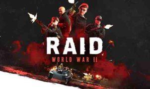 RAID World War 2 crack
