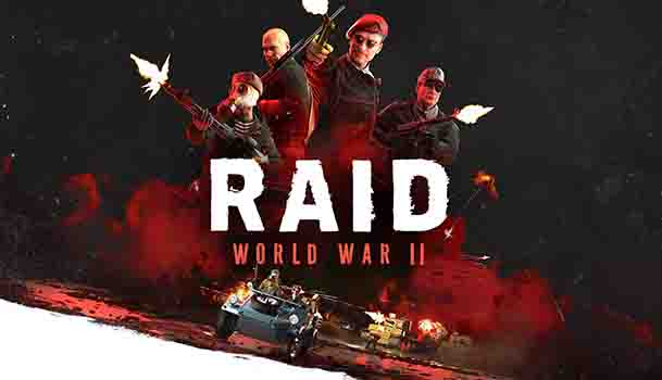 RAID World War 2 crack