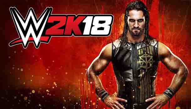 WWE 2K18 crack