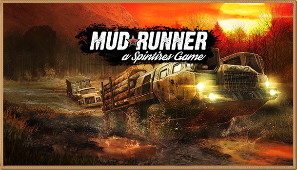 Spintires MudRunner crack skidrow