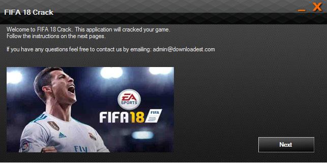 FIFA 18 crack