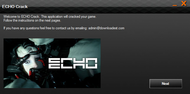 ECHO crack