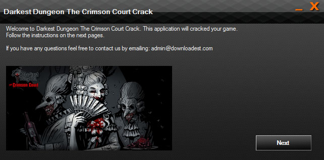 Darkest Dungeon The Crimson Court crack