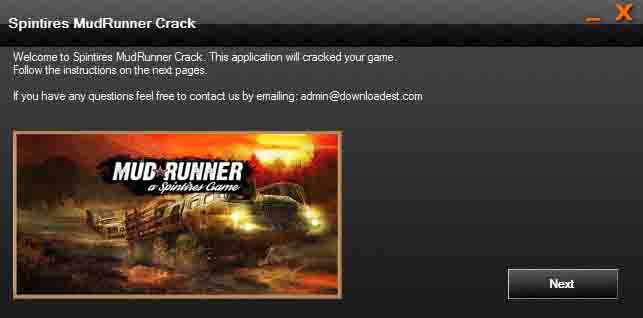 Spintires MudRunner crack