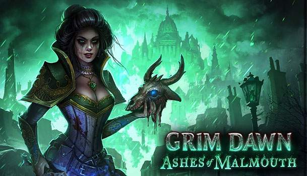 Grim Dawn Ashes of Malmouth crack