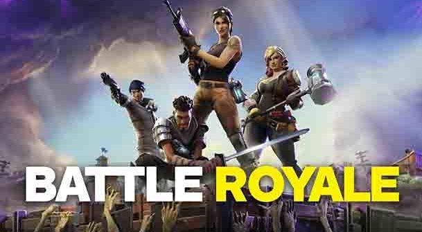Fortnite Battle Royale crack