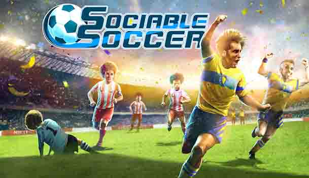 Sociable Soccer crack