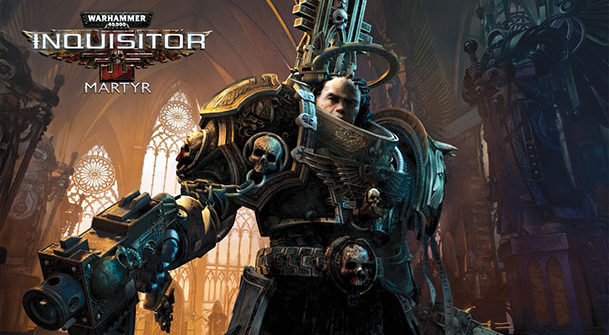 Warhammer 40 000 Inquisitor Martyr crack